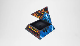 Custom Def Leppard CD Box Set